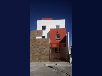 CompartoDepa MX - Cuartos para estudiantes en Pachuca Hidalgo - Pachuca, Pachuca - MX$1380