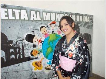 CompartoDepa MX - Gabriela - 18 - Guanajuato