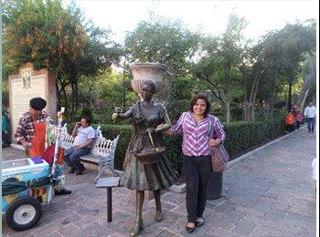 CompartoDepa MX - Ivette - 26 - Guanajuato