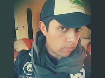 CompartoDepa MX - Alejandro - 25 - Pachuca