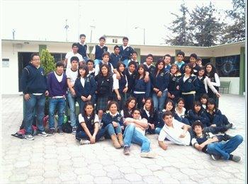 CompartoDepa MX - atziri - 18 - Pachuca