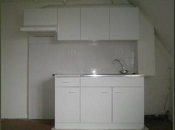 EasyKamer NL - Zonnige etage in landhuis Maastricht-Zuid - Buitenwijk Zuid-Oost, Maastricht - €550