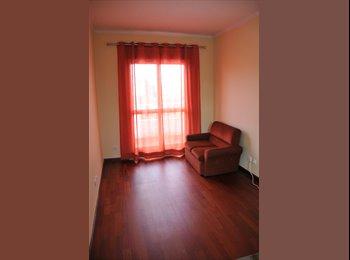 2 quartos pequenos/sala 20 m2 cidade universitaria