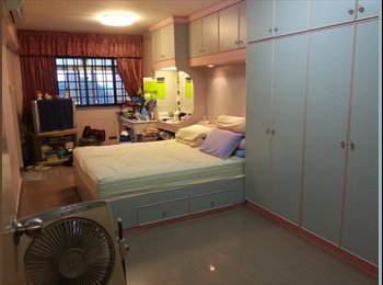 EasyRoommate SG - HDB Rental - 5I Blk 176 Ang Mo Kio Avenue 4 5-Room - Singapore, Singapore - $2600