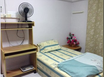 EasyRoommate SG - Common room for rent near to Aljunied mrt - Singapore, Singapore - $800