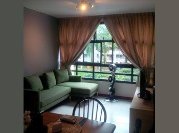 EasyRoommate SG - Excellent room for rent at Geylang Serai! - Geylang, Singapore - $1000