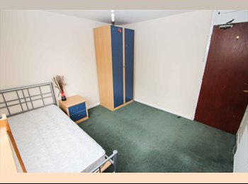 Large Room in Shared House for Single Occupant