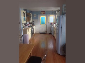 Quality, quiet house share for professional person