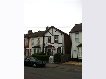 Double room available in a lovely 3 bed house