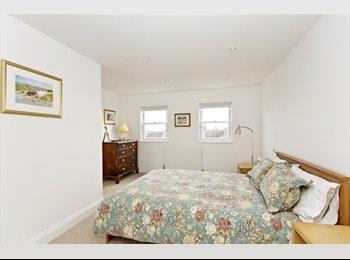 EasyRoommate UK - Great View! Spacious 2 bedroom flat in Westminster - Westminster, London - £800