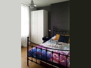 BEAUTIFUL DOUBLE BEDROOM FOR RENT IN EAST CROYDON