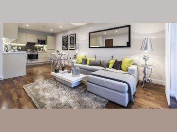 Luxury Ensuit Double Bedroom for Rent in Battersea