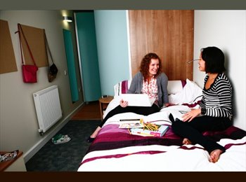 EasyRoommate UK - FLAT TO RENT EMILY BOWES COURT STUDENT VILLAGE N17 - Tottenham, London - £640