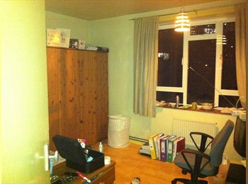 EasyRoommate UK - 1 Large Double Bedroom & 1 Large Single Bedroom - Barbican and Shoreditch, London - £750