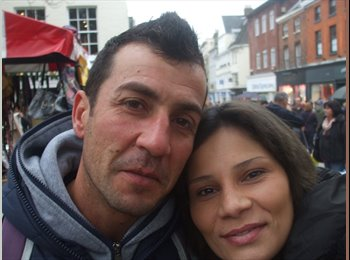 EasyRoommate UK - cristian and ana - 35 - Norwich and South Norfolk