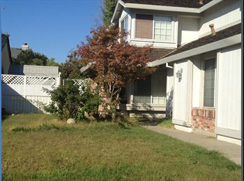 EasyRoommate US - Room with utilities included - Elk Grove, Sacramento Area - $400