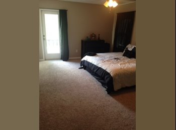 Beautiful quit spare bedroom in townhouse