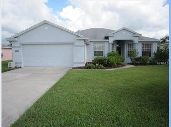 EasyRoommate US - Beautifully maintained 3BR/2BA For Rent - Lakeland, Other-Florida - $1400
