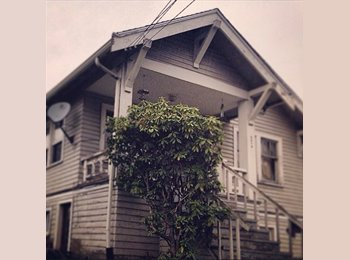 EasyRoommate US - House for Rent on Beacon Hill (Month-Month) - Beacon Hill, Seattle - $550