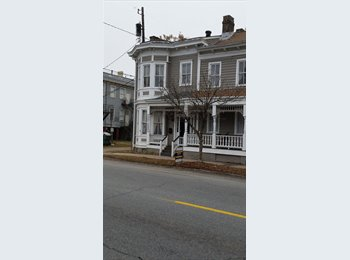 Victorian Townhouse for rent.
