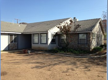 EasyRoommate US - $400 Large Room for rent NO SECURITY DEPOSIT - Perris, Southeast California - $400