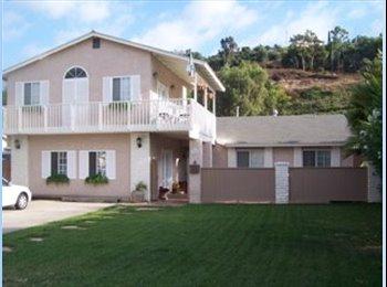 EasyRoommate US - quiet clean room - El Cajon, San Diego - $550