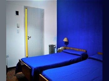 Apart Universitario Rosario, habitaciones privadas