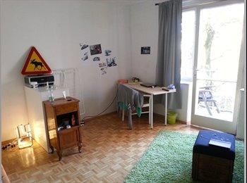 Zimmer in zentraler 3er WG