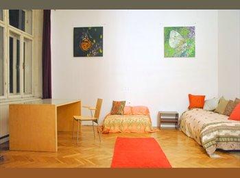 EasyWG AT -  Nette Mitbewohnerin gesucht - Wien  9. Bezirk (Alsargrund), Wien - €450