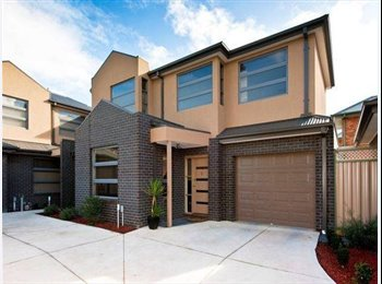 EasyRoommate AU - 2 luxury Huge Master Bedroom available for rent in - Maidstone, Melbourne - $150