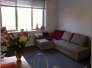 Fully furnished apartment in South Yarra