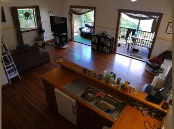 EasyRoommate AU - Room for rent in house in Red Hill - Red Hill, Brisbane - $157