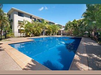 Tropical garden estate