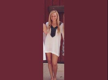 Ashley  - 18 - Student