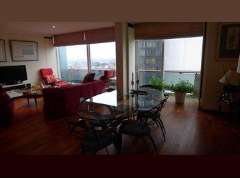 Appartager BE - Chambre dans un appartament tout confort - Louise-Roosevelt, Bruxelles-Brussel - €600