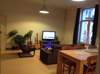 Appartager BE - Appartement 2 chambres - 5 mois - le Pentagone (centre ville), Bruxelles-Brussel - €1000