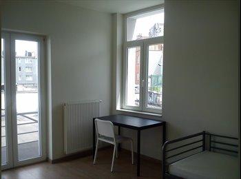 Appartager BE - Maison rénovée pour 4 colocataires près ERASME - Anderlecht, Bruxelles-Brussel - €1200