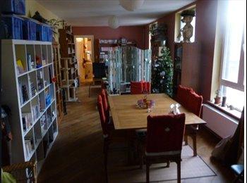 Appartager BE - Appartement deux chambres centre de Bruxelles - le Pentagone (centre ville), Bruxelles-Brussel - €350