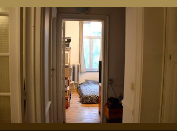 Appartager BE - 1 CHAMBRE/COLLOC 3 PERS./PARVIS ST-GILLES - Bruxelles-Brussel, Bruxelles-Brussel - €450
