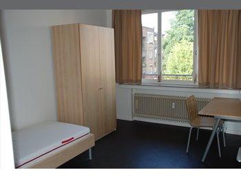 Appartager BE - A LOUER CHAMBRE pour étudiant - Bruxelles-Brussel, Bruxelles-Brussel - €355