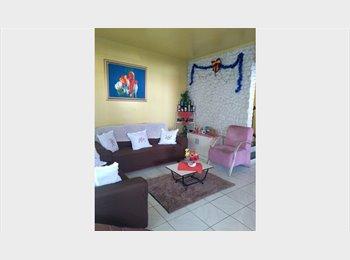 EasyQuarto BR Vaga, Quarto, disponivel em pensão familiar - Jabaquara, São Paulo capital - R$400 por Mês,R$92 por Semana - Foto 1