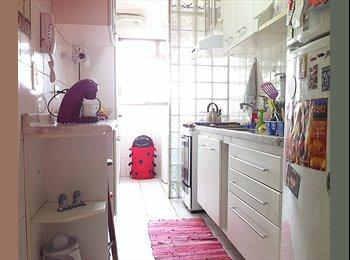 EasyQuarto BR - Vaga em apartamento mobiliado - Butantã, São Paulo capital - R$1300