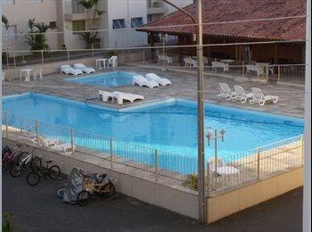 EasyQuarto BR - Ótimo apartamento em um local tranquilo. - Sorocaba, Sorocaba - R$45000