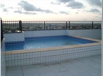 EasyQuarto BR - Apartamento pra dividir em Boa Viagem - Recife, Recife - R$850