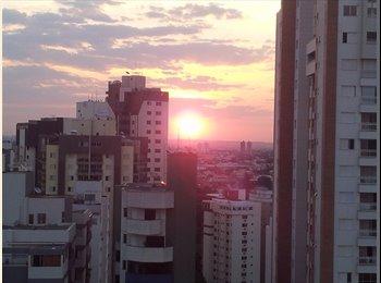 EasyQuarto BR - Moça para dividir apartamento setor oeste - Outros, Goiânia - R$350