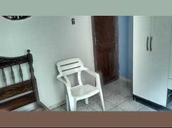 EasyQuarto BR - Quarto em apartamento bem localizado em Belém - Outros Bairros, Belém - R$450
