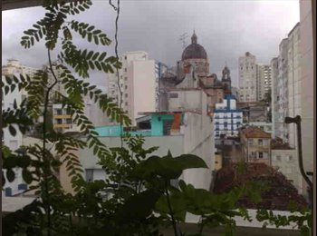 EasyQuarto BR - Compartilho Apto com Pós-Graduandos. - Centro, Porto Alegre - R$700