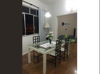 EasyQuarto BR - Alugo quarto ótima localizacao tijuca - Tijuca, Rio de Janeiro (Capital) - R$600