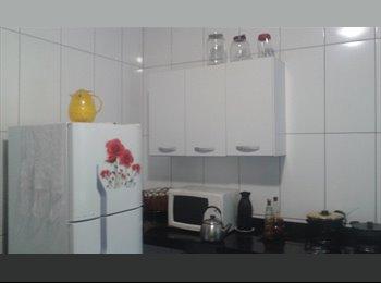 EasyQuarto BR - Quarto com Banheiro individual Nova Suíça - Centros, Belo Horizonte - R$600