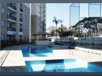 EasyQuarto BR - QUARTO - PROX CENTER VALE/RODOVIARIA - São José dos Campos, São José dos Campos - R$700
